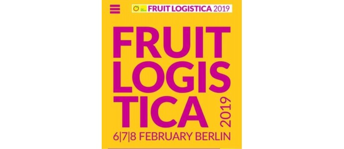 "Sicilian Goodness in fiera a ""Fruit Logistica 2019 ""Berlin"""